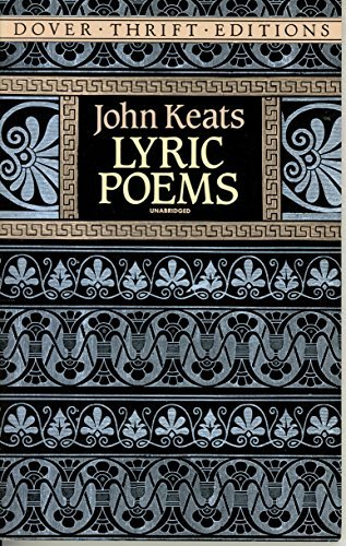 John Keats Lyric Poems