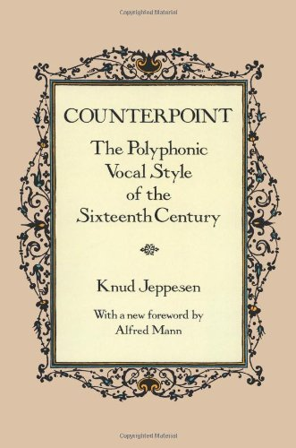 Knud Jeppeson Counterpoint Revised