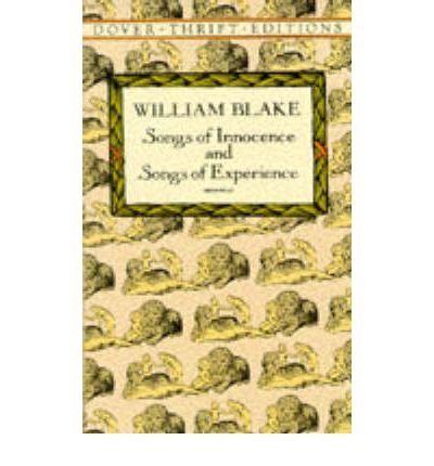 William Blake Songs Of Innocence And Songs Of Experience Revised