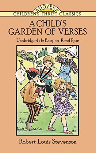 Robert Louis Stevenson A Child's Garden Of Verses Revised
