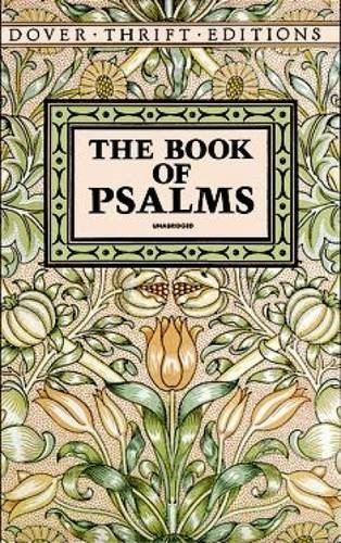 King James Bible Book Of Psalms Kjv Unabridged Revised
