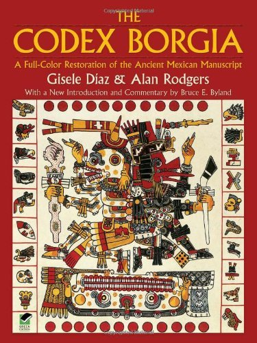 Gisele Diaz The Codex Borgia