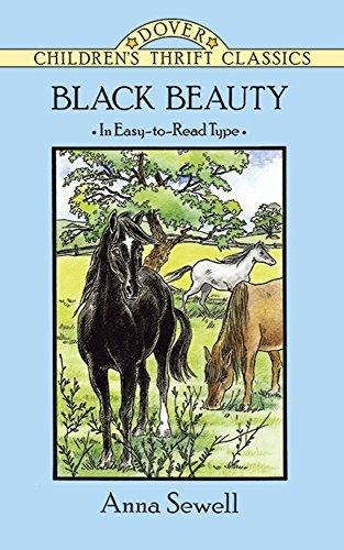 Anna Sewell Black Beauty Abridged
