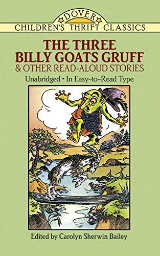 Carolyn Sherwin Bailey The Three Billy Goats Gruff And Other Read Aloud S