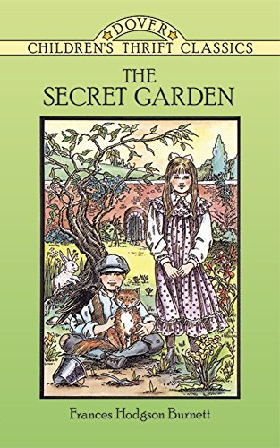 Frances Hodgson Burnett The Secret Garden Abridged