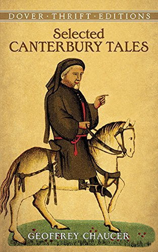 Geoffrey Chaucer Selected Canterbury Tales