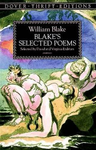 William Blake Blake's Selected Poems