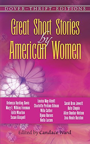 Candace Ward Great Short Stories By American Women