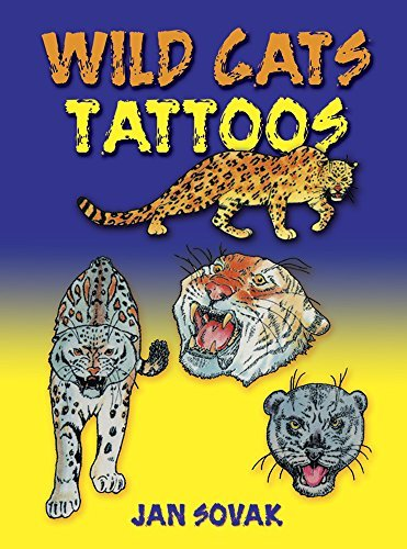 Jan Sovak Wild Cats Tattoos