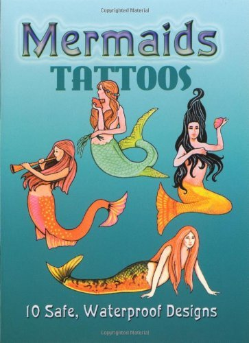 Ruth Soffer Mermaids Tattoos