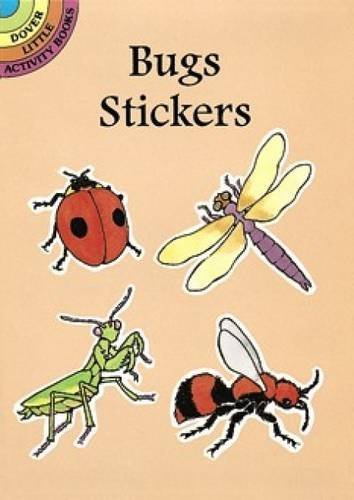 Nina Barbaresi Bugs Stickers