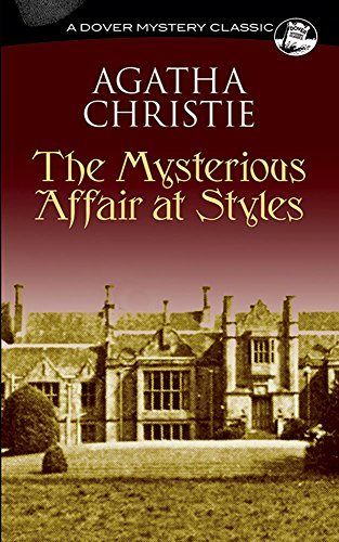 Agatha Christie The Mysterious Affair At Styles