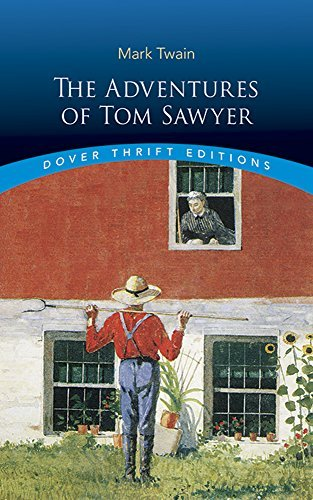 Mark Twain The Adventures Of Tom Sawyer Revised