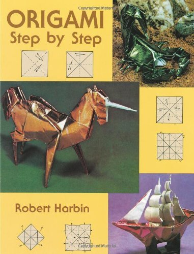 Robert Harbin Origami Step By Step Revised