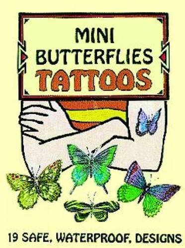 Jan Sovak Mini Butterflies Tattoos