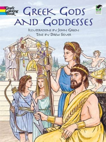John Green Greek Gods And Goddesses
