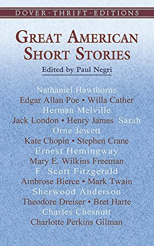 Paul Negri Great American Short Stories