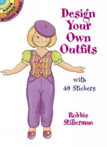 Robbie Stillerman Design Your Own Outfits With 40 Stickers