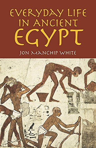 Jon Manchip White Everyday Life In Ancient Egypt