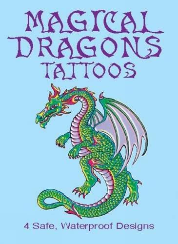 Gottesman Eric Magical Dragons Tattoos