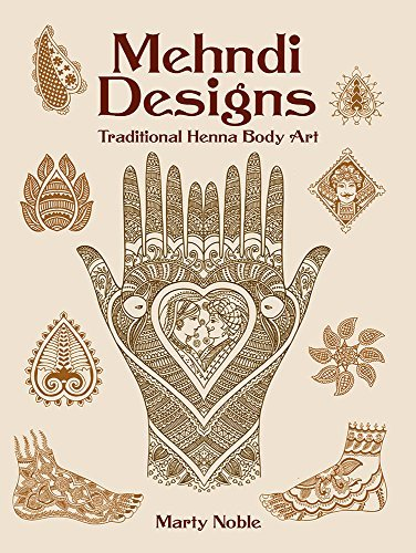 Marty Noble Mehndi Designs Traditional Henna Body Art