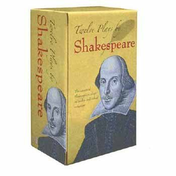 William Shakespeare Twelve Plays By Shakespeare The Essential Shakespeare Plays In Twelve Individ