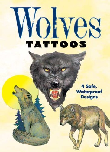 Jan Sovak Wolves Tattoos
