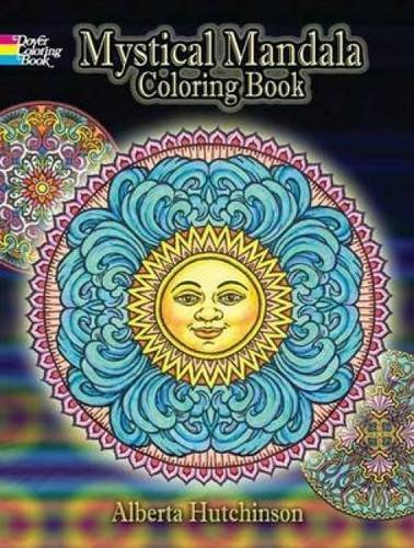 Alberta Hutchinson Mystical Mandala Coloring Book