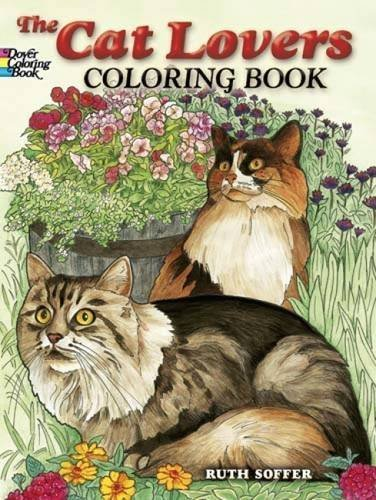 Ruth Soffer The Cat Lovers' Coloring Book