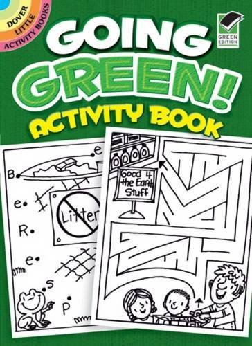Becky Radtke Going Green! Activity Book