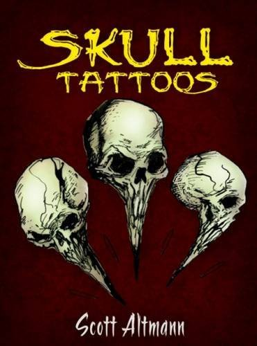 Scott Altmann Skull Tattoos [with 5 Tattoos]