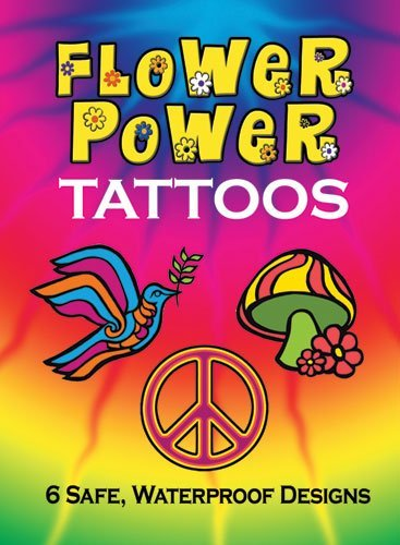 Zelda Devon Flower Power Tattoos