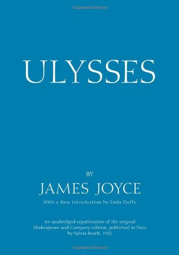James Joyce Ulysses An Unabridged Republication Of The Original Shake