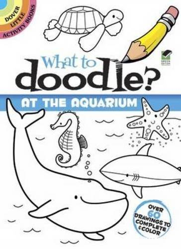 Jillian Phillips What To Doodle? At The Aquarium Green