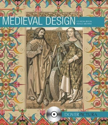 Dover Medieval Design [with Cdrom]