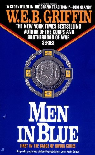 W. E. B. Griffin Men In Blue