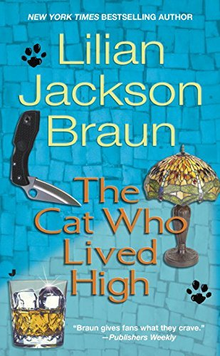 Lilian Jackson Braun The Cat Who Lived High
