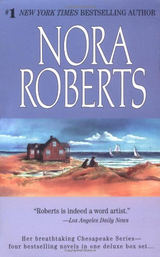 Nora Roberts Nora Roberts Chesapeake Quartet Box Set