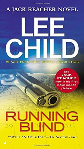 Lee Child Running Blind