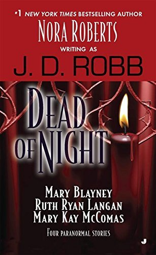 J. D. Robb Dead Of Night