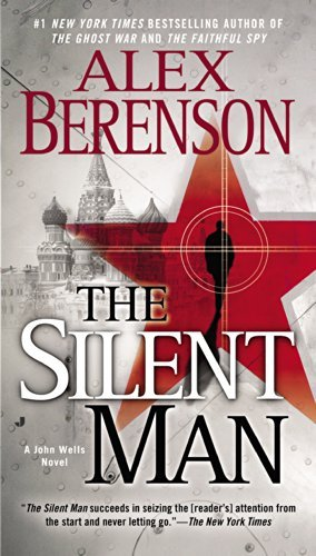 Alex Berenson The Silent Man