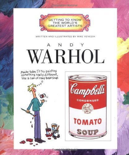 Mike Venezia Andy Warhol