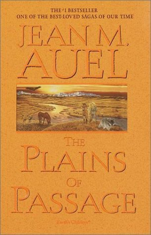 Jean M. Auel Plains Of Passage