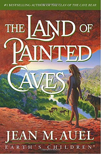 Jean M. Auel Land Of Painted Caves The