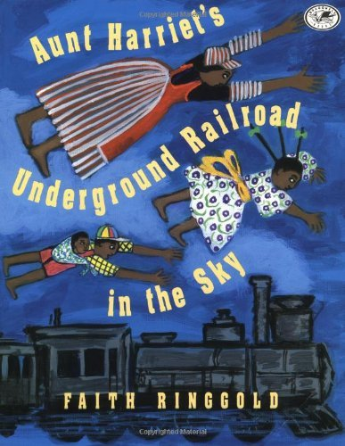 Faith Ringgold Aunt Harriet's Underground Railroad In The Sky