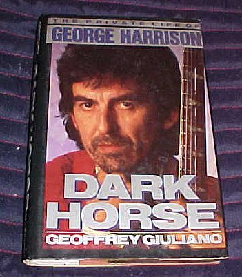 Giuliano Geoffrey Dark Horse Private Life Of George Harrison