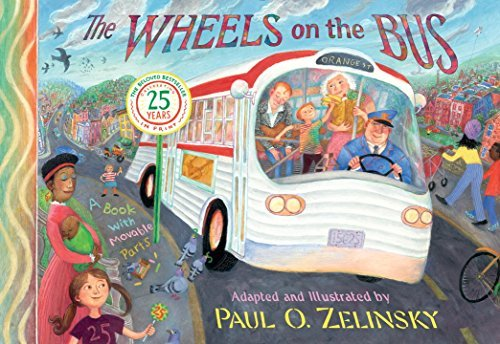Paul O. Zelinsky The Wheels On The Bus