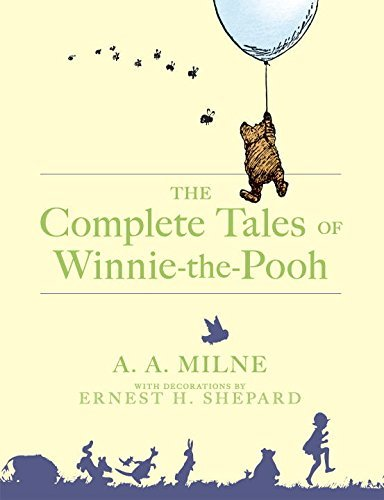 A. A. Milne Complete Tales Of Winnie The Pooh