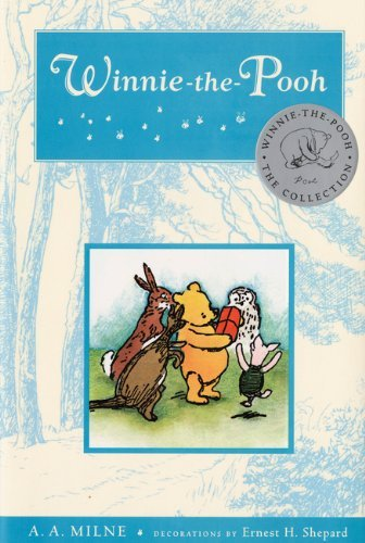 A. A. Milne Winnie The Pooh 0080 Edition;anniversary