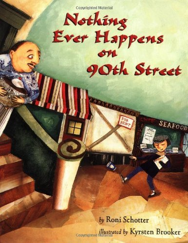 Kyrsten Brooker Nothing Ever Happens On 90th Street